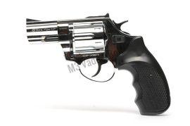 """Gáz-riasztó pisztoly Ekol Viper 2,5 """", króm"""