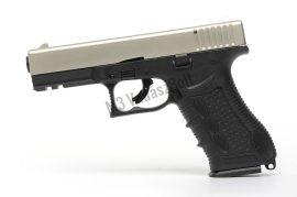 Gáz-riasztó pisztoly Zoraki 917, nikkel