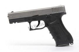 Gáz-riasztó pisztoly Zoraki 917, titán