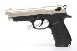 Gáz-riasztó pisztoly Zoraki 918, nikkel