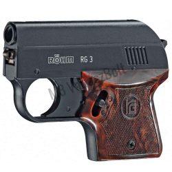 RÖHM RG3 6mm Csúszótáras gáz-riasztó/Start pisztoly