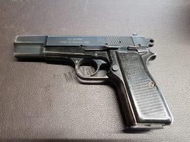 FÉG P 9M, 9mm Lug, 9x19, maroklőfegyver, használt, (B-93528)