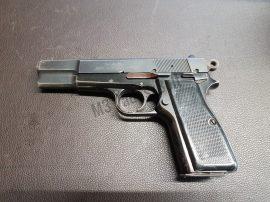 FÉG P 9M, 9mm Lug, 9x19, maroklőfegyver, használt, (B-93539)