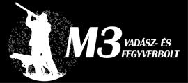M3 vadaszbolt logo