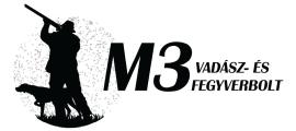 M3 vadaszbolt logo 2