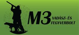 M3 vadaszbolt logo 3