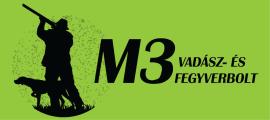 M3 vadaszbolt logo 4
